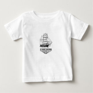 in deep water serious baby T-Shirt