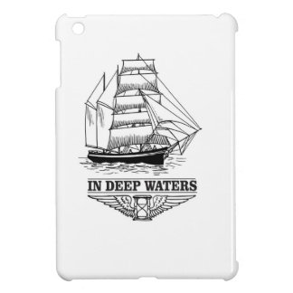 in deep water serious iPad mini case