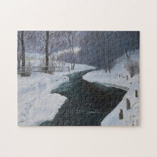 In Deep Winter Jigsaw Puzzle