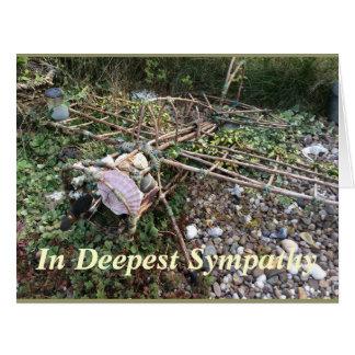 In Deepest Sympathy Card (Big Card)