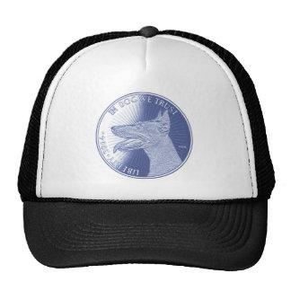 In Dog Mesh Hat
