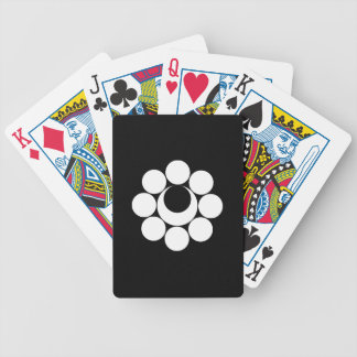 In eight heavenly bodies month bicycle playing cards