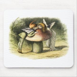 In Fairyland A Fairy Kiss by Richard Doyle Mouse Pad