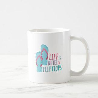 In Flip Flops Coffee Mug