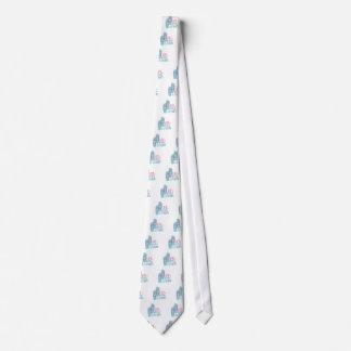 In Flip Flops Tie