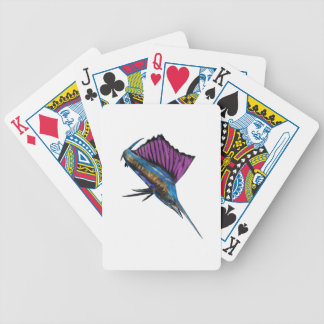 IN FULL PURSUIT BICYCLE PLAYING CARDS