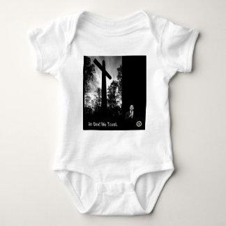 In God We Trust - Barack Obama Baby Bodysuit
