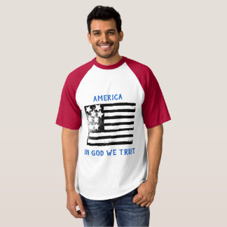 In God we trust men's shirt