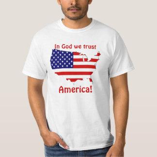 In God we trust! T-Shirt