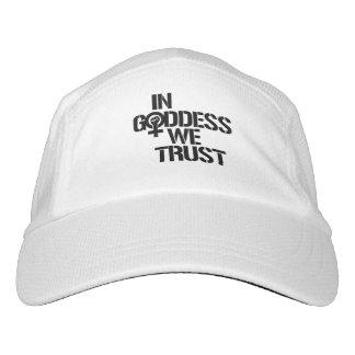 In Goddess We Trust --  Hat