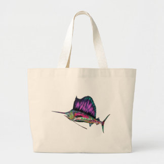 In Gods Hands Large Tote Bag