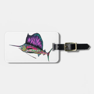 In Gods Hands Luggage Tag