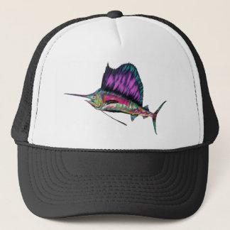 In Gods Hands Trucker Hat