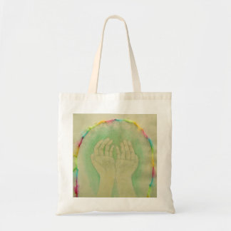 In Good Hands Budget Tote Bag