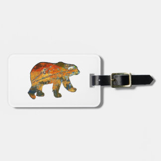 In Great Stride Luggage Tag