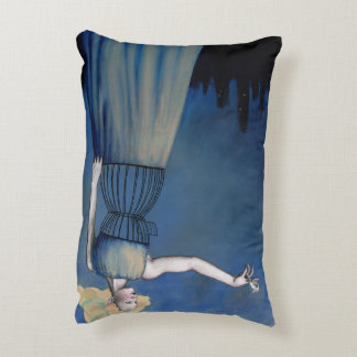 In her Lady's Chamber Decorative Cushion