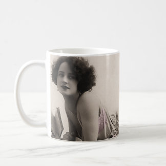 In Her Lingerie Mugs