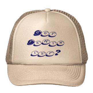 In Her Stance Trucker Hat