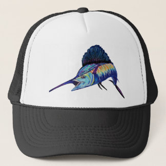 IN HOT PURSUIT TRUCKER HAT