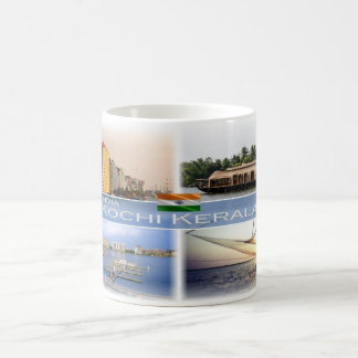 IN India - Kochi Cochin Kerala - Coffee Mug