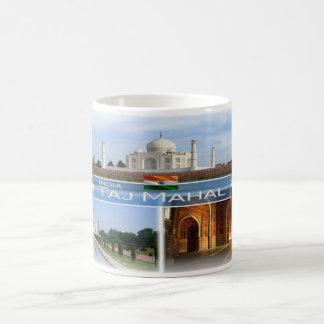 IN India - The Taj Mahal - Coffee Mug