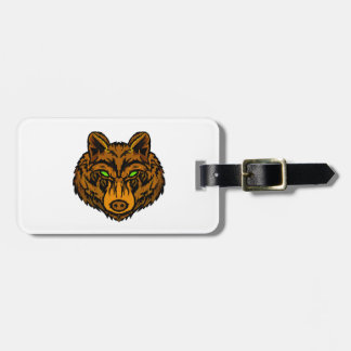 IN ITS VISION LUGGAGE TAG