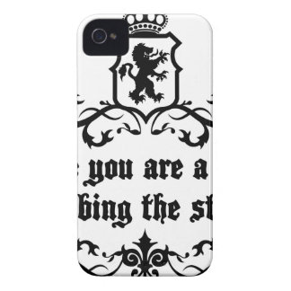 In Life You Are A Puppy Climbing The Stairs iPhone 4 Case-Mate Cases