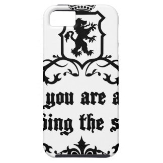 In Life You Are A Puppy Climbing The Stairs iPhone 5 Covers