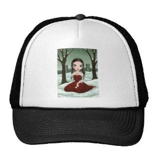 In love mesh hat
