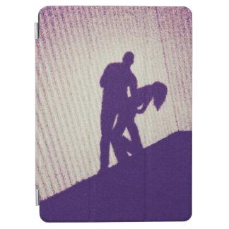 in Love mood iPad Air Cover