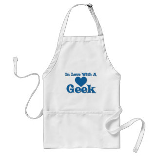 In Love With A Greek Standard Apron
