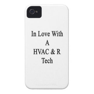 In Love With A HVAC R Tech iPhone 4 Cover