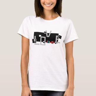 """""""In love with EDM"""" unique EDM design T-Shirt"""
