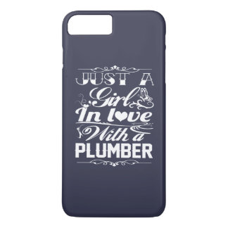 In love with Plumber iPhone 7 Plus Case