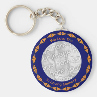 In Loving Memory Key Chain 010