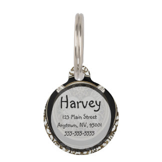 In Loving Memory Pet Tag