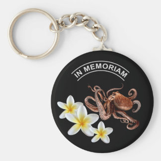 In Memoriam Paul The Octopus Key Ring