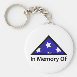 IN MEMORY OF SOLDIER KEYCHAINS