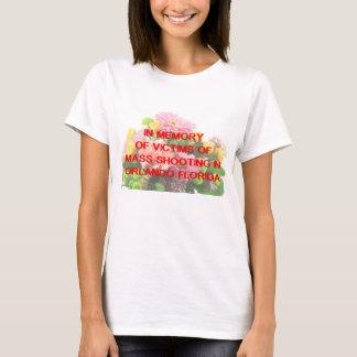 In memory Orlando Florida Women's Basic T-Shirt