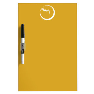 In month 蝙 蝠 dry erase board