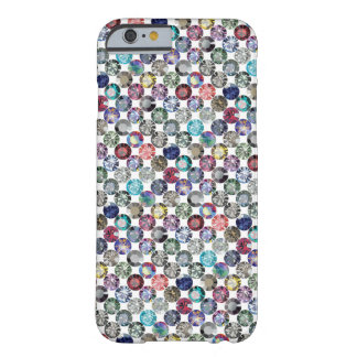 in multicolour rainbow barely there iPhone 6 case