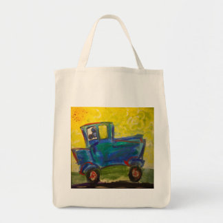 In My Big Blue Car by Roberto & Mary