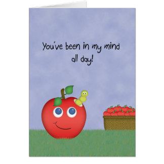 In My Mind Card
