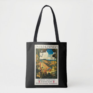 In Old Kentucky Tote Bag