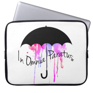 In Omnia Paratus Laptop Sleeve - Gilmore Girls