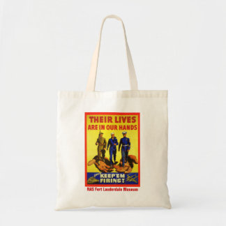 In Our Hands Tote Bag