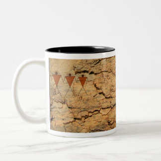 In Our Image Two-Tone Coffee Mug