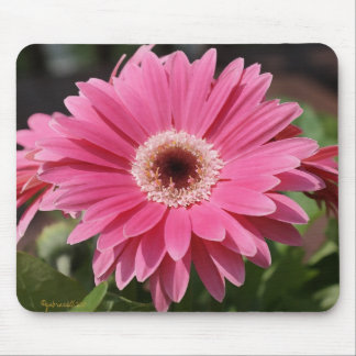 In Pink G_6 Mousepad