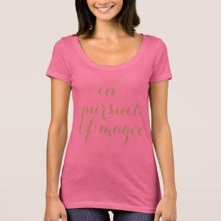 in pursuit of magic T-Shirt