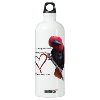 In rescue, I lost my mind, but found my soul. SIGG Traveller 1.0L Water Bottle
